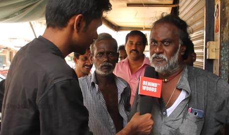 Chennai's reaction on the DMK initiated Bandh?