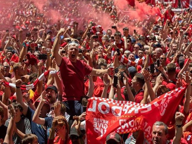 صدمة كبيرة لجماهير ليفربول