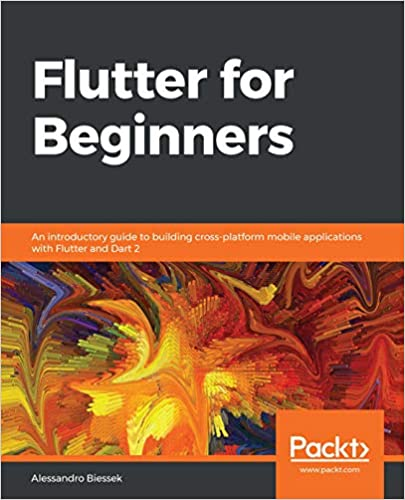Flutter for Beginners book in pdf