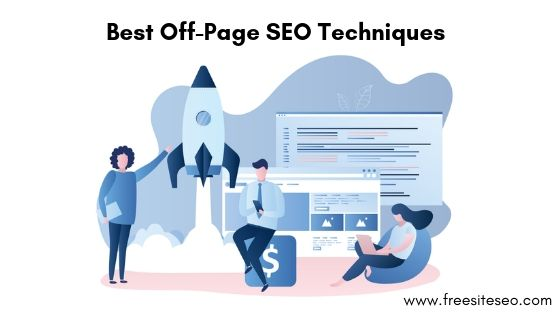 Best Off-Page SEO Techniques