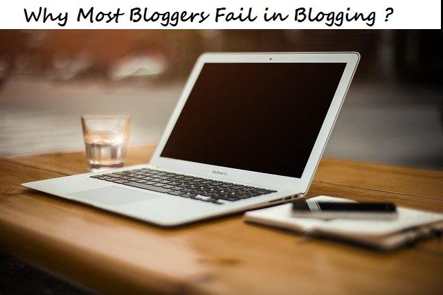 bloggers fail in blogging