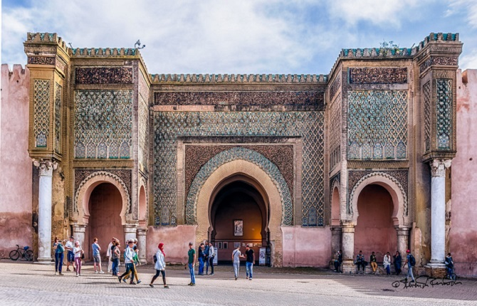 Lonely Planet: Morocco's Meknes Among The Top 10 Cities to visit in the World in 2019.