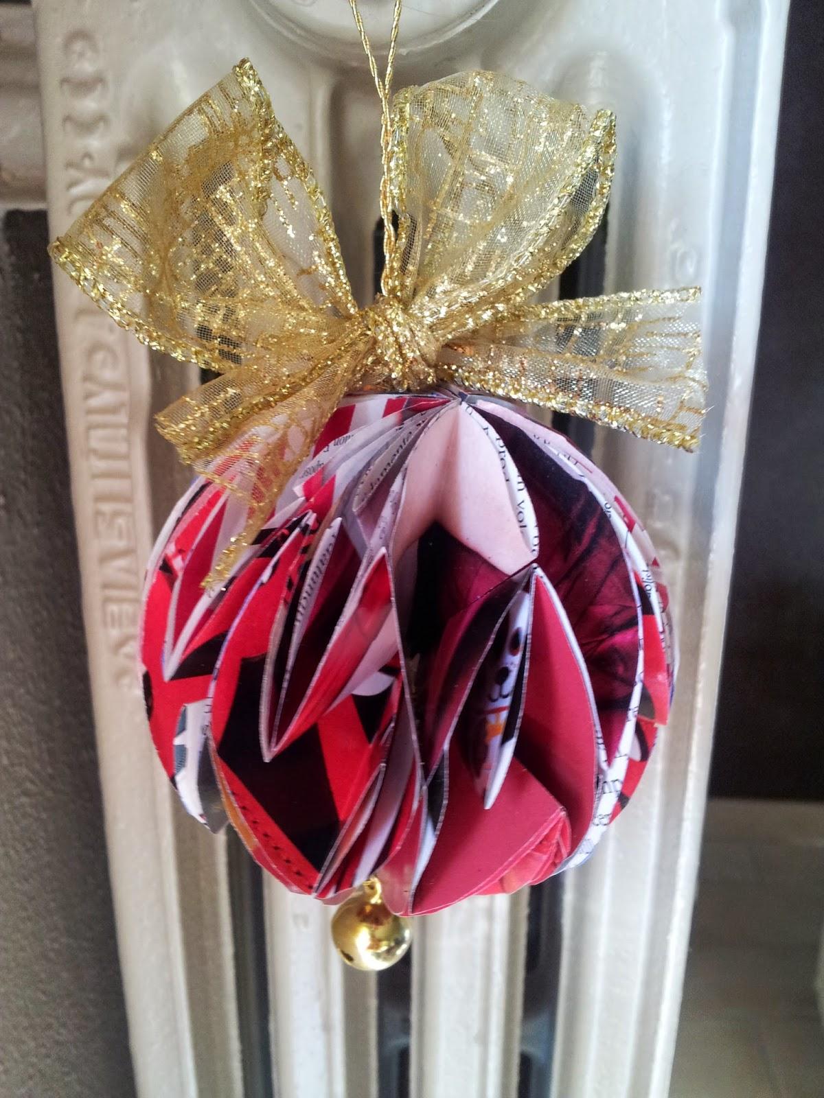 Lavoretti Di Natale Con Cialde Nespresso.Lo Scrigno Di Grace Novembre 2014