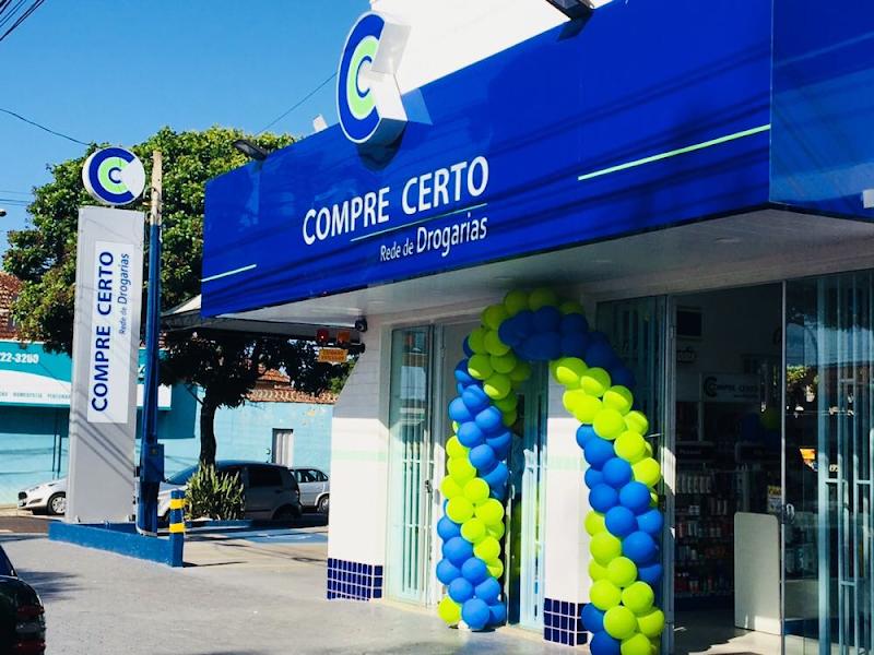 Rede Compre Certo inaugura mais uma unidade em Uberlândia