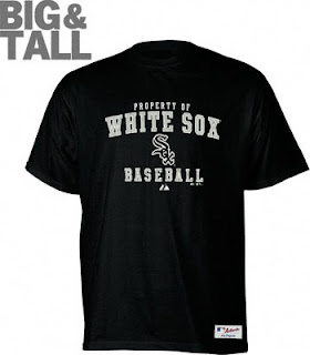 Big and Tall Chicago White Sox Property of T-Shirt