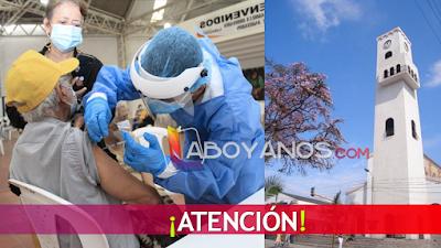 Mayores de 45 años ya pueden vacunarsen contra la COVID-19 en Pitalito