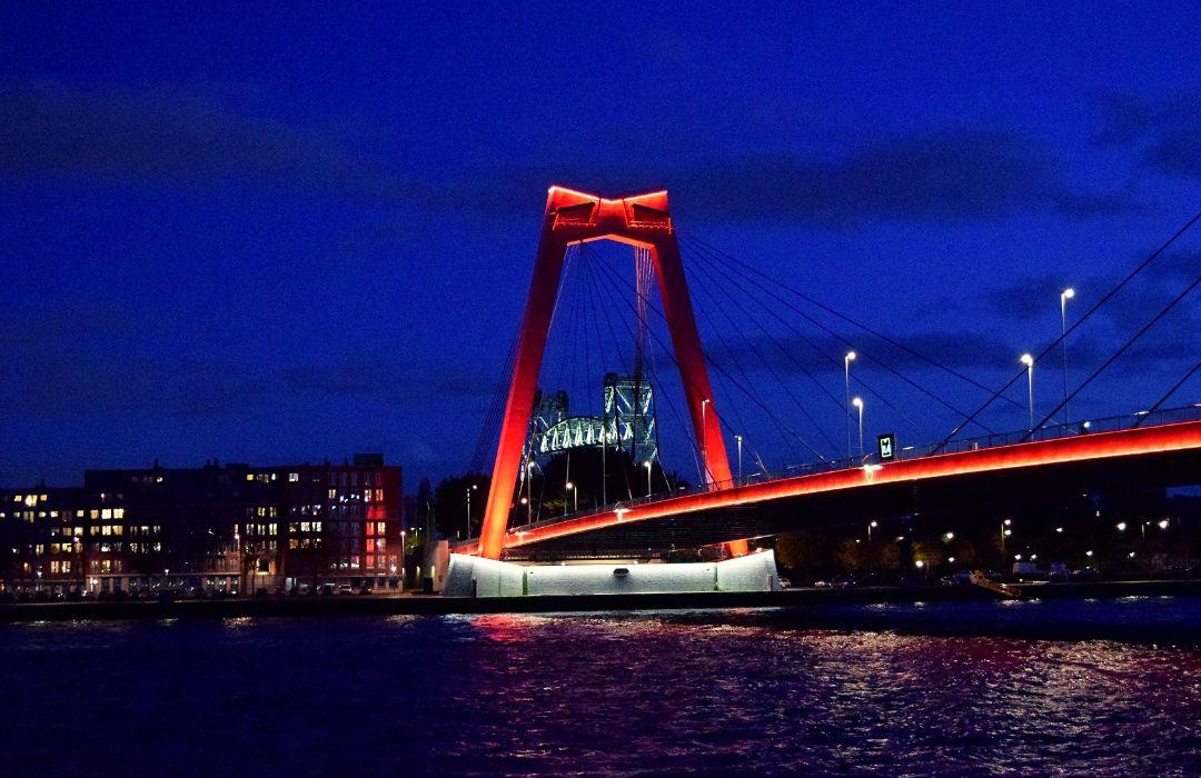 Rhein-Flusskreuzfahrt-Rotterdam