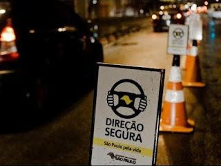 Operação Direção Segura mobiliza PM, Guarda Municipal e Detran em Araraquara, SP