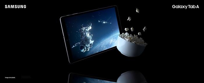 SAMSUNG Galaxy Tab A - 10.1 Inch Cinematic Tablet