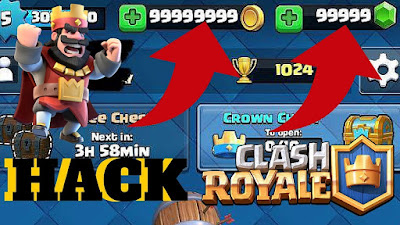 Download Clash Royale v1.4.1 Apk Mod Ulimited Gems Terbaru