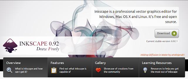 Cara Install inkscape pada ubuntu 16.04 lewat terminal
