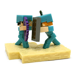 Minecraft UCC Distributing Steve? & Alex Other Figure