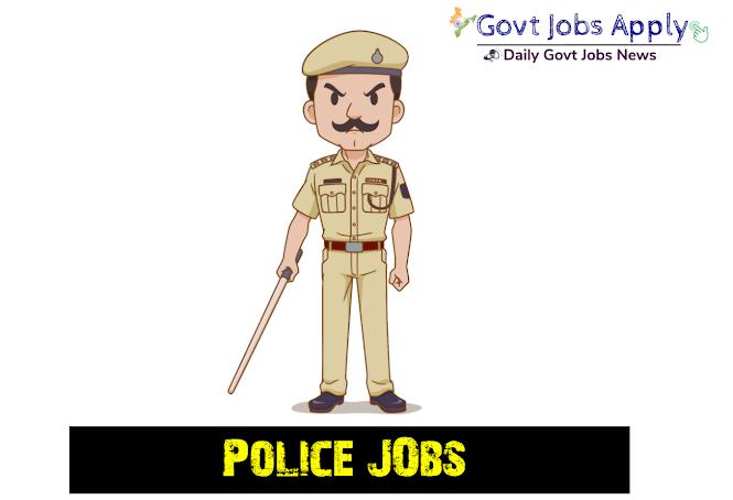 Police Govt Jobs