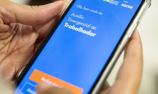 Caixa paga nesta quarta Auxílio Emergencial a cerca de 7,2 milhões de brasileiros