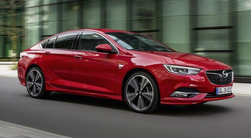 Yeni Opel Insignia Hedeflendigi Gibi Premium Markalara Rakip