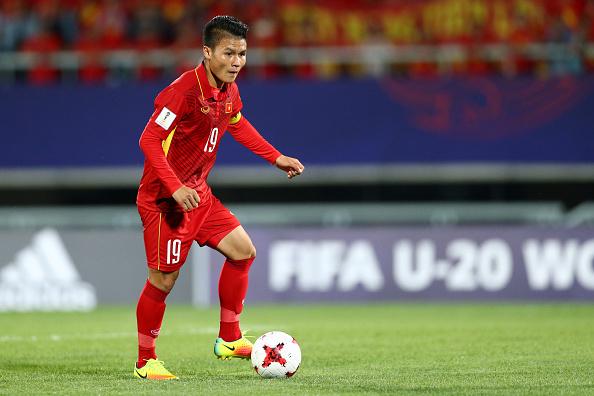 Chiều cao của cầu thủ Quang Hải 1