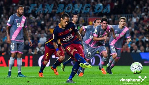 Dịch vụ Fan bóng đá Vinaphone - Cập nhật tin tức bóng đá