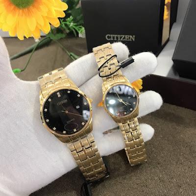 Đồng hồ cặp đôi Citizen