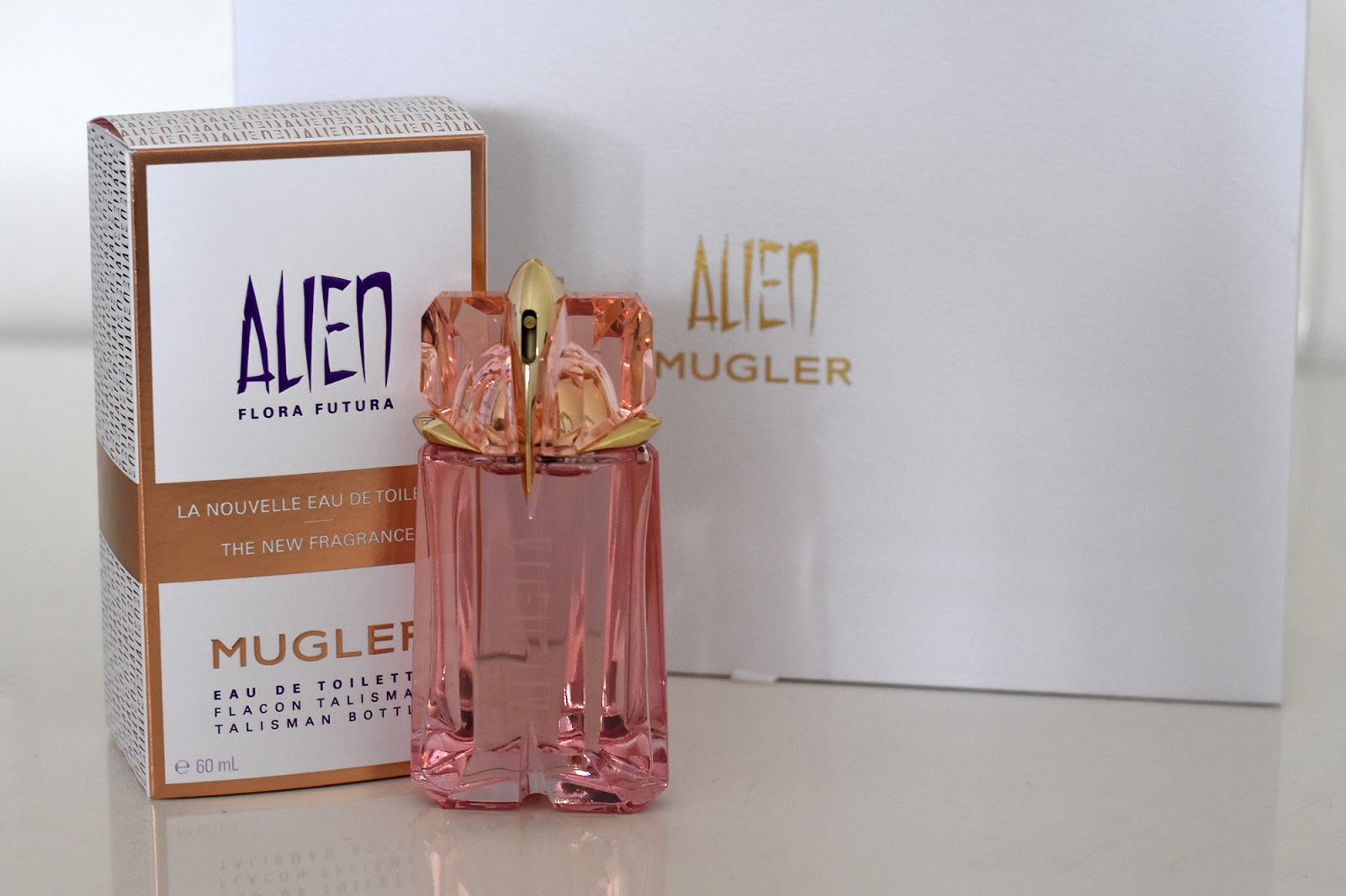 nuovo profumo Mugler 2018