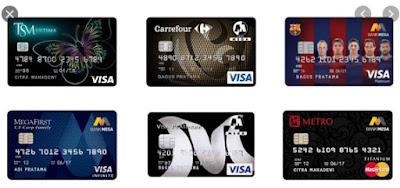Kartu kredit di indonesia terbaik dan terpercaya