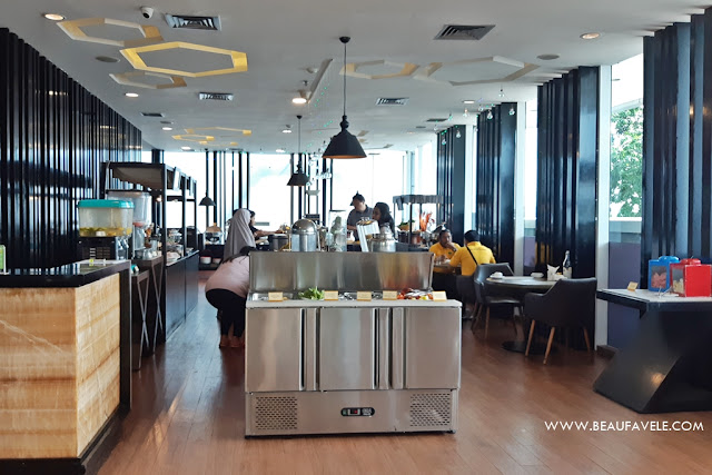 Buffet Breakfast di Heather Restaurant