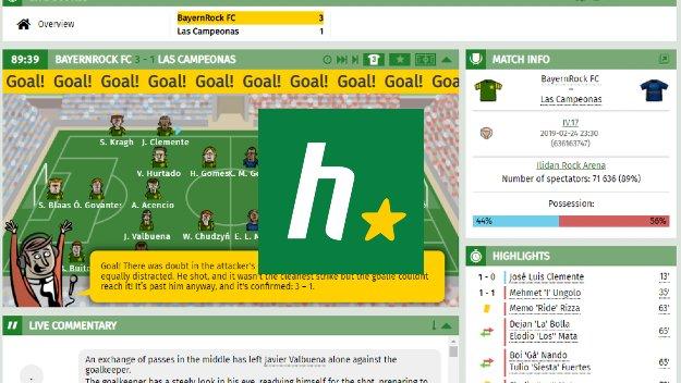 Hattrick - Το δωρεάν online μάνατζερ παιχνίδι ποδοσφαίρου