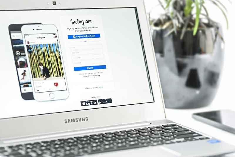 Instagram most  popular Social media platform - RealBSG