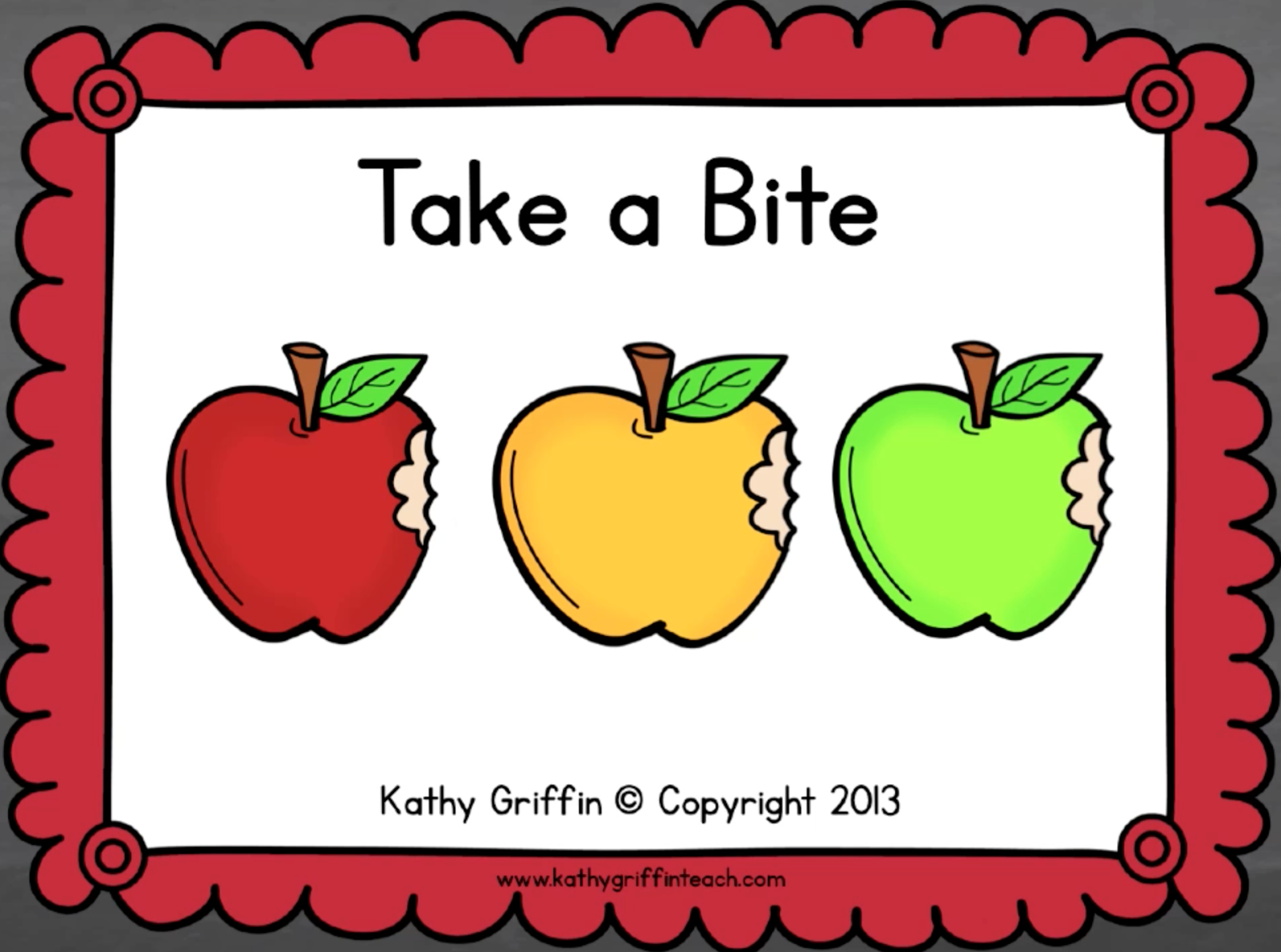 Kathy Griffin S Teaching Strategies Johnny Appleseed And Apples