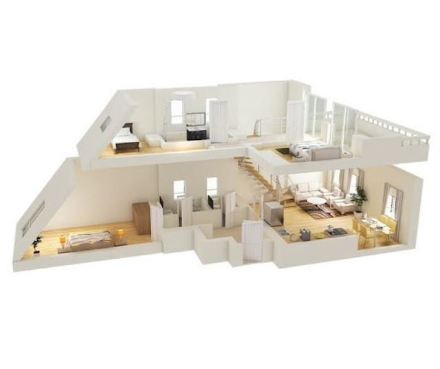 5 New Types of 3D Home Designs
