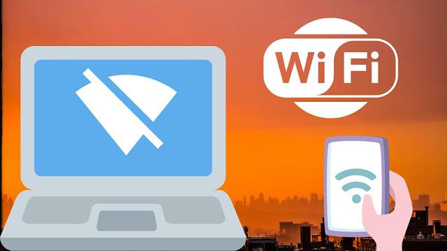Laptop Tidak Konek Wifi