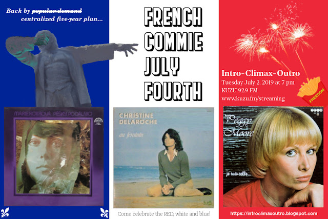 French Commie July Fourth flyer