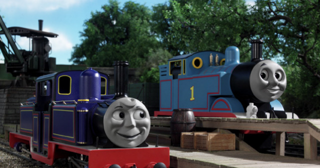 The Thomas And Friends Review Station S9 Ep 5 Mighty Mac