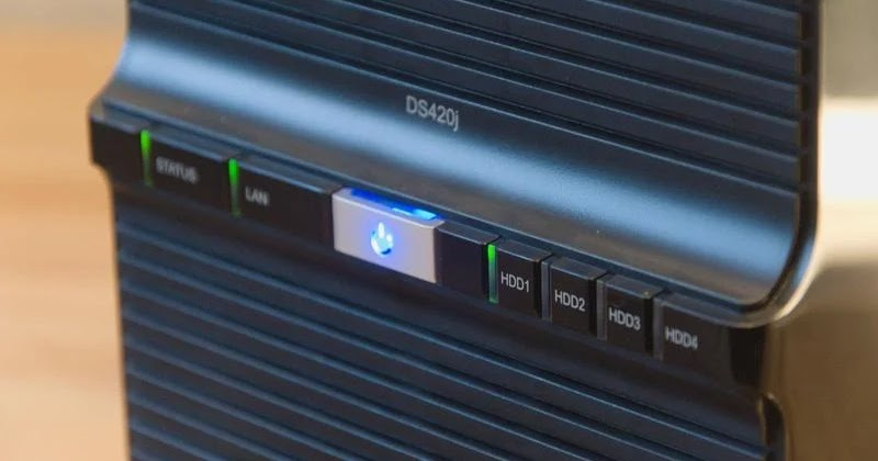 Synology DS420j Review