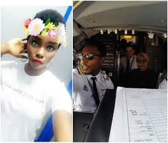 Nigerian Lady on Twitter is in Search of a Pilot to Marry