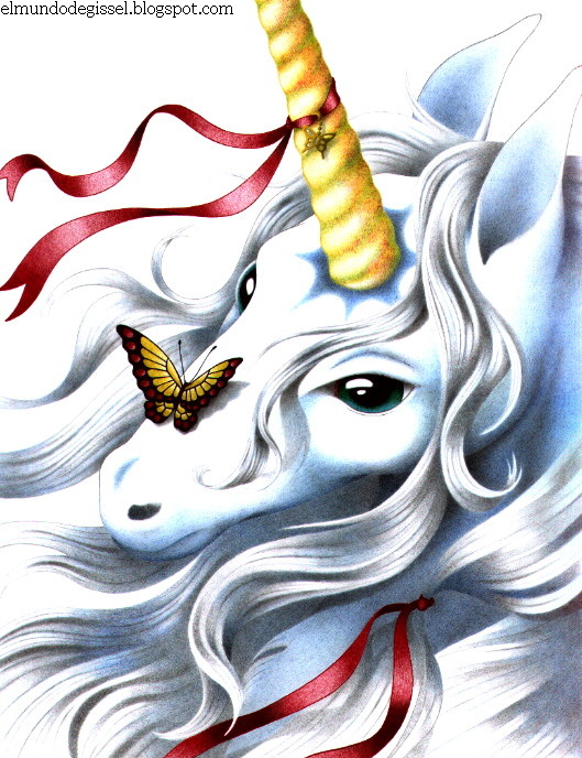 El Mundo De Gissel Los Unicornios Y Yo