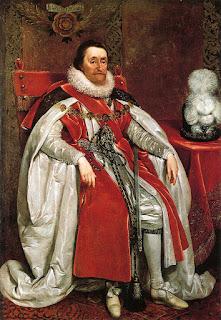 James I King Lear