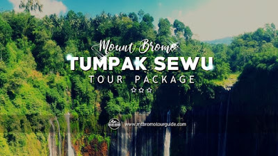 Mount Bromo Tumpak Sewu Waterfall Tour 3 Days 2 Night