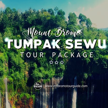Mount Bromo Tumpak Sewu Waterfall Tour Package 3D2N