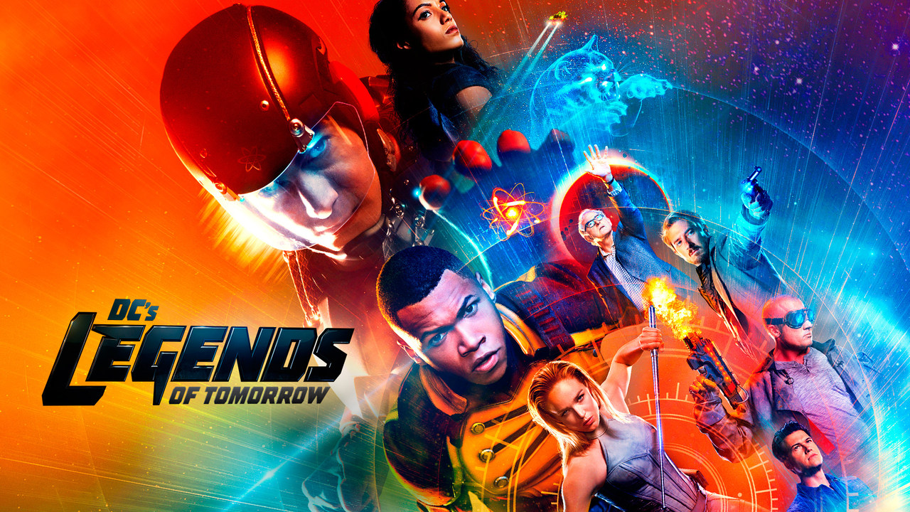 Legends of Tomorrow Season 02 Episode 12 Subtitle Indonesia