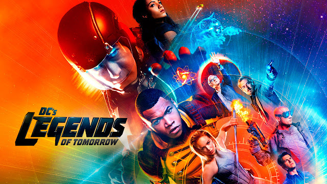 Legends of Tomorrow Season 02 Episode 09 Subtitle Indonesia