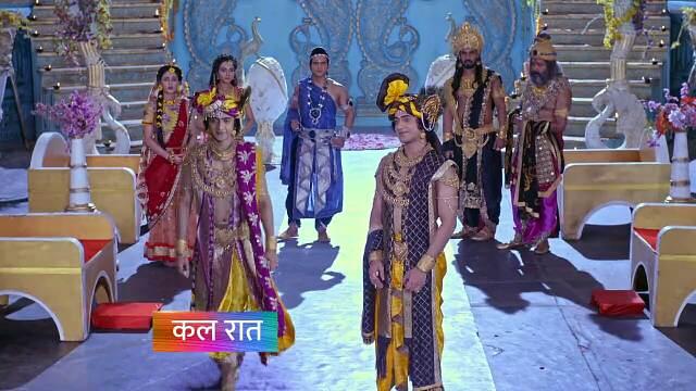 Radha Krishn: Krishna - Arjun Gatha S2 E36 31 Aug full Episode