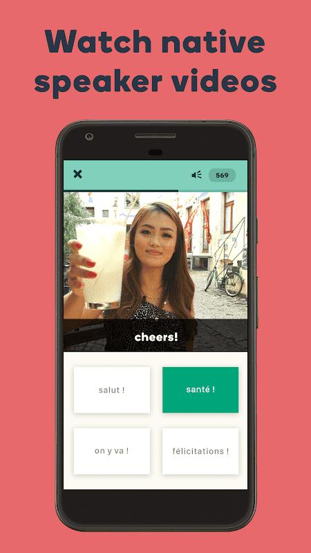 Memrise v2021.3.22.0 MOD, Premium Subscription - Học ngoại ngữ trên điện thoại