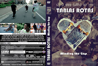 TABLAS ROTAS-MINDING THE GAP 2018[COVER DVD+BLU-RAY]