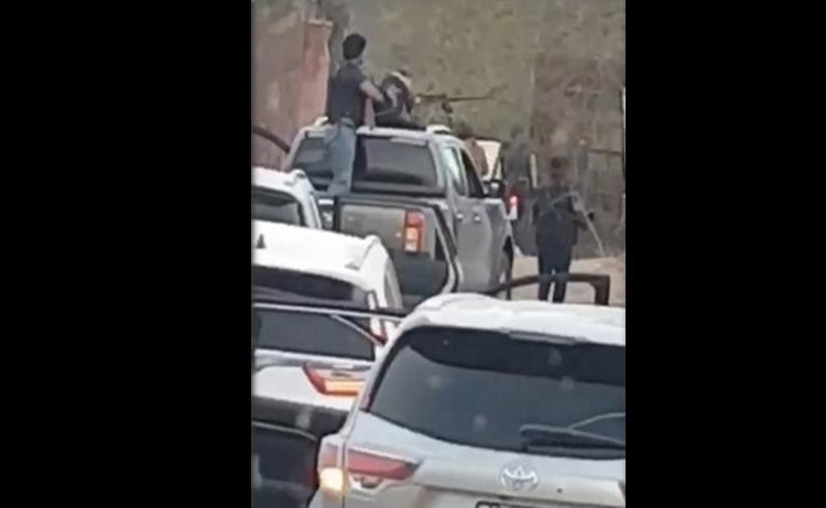 """La guerra de """"Los Guzmán""""  por el huachicol en Sinaloa"""
