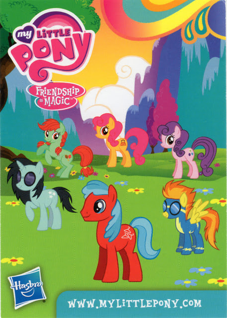 My Little Pony Friendship Is Magic blind bag série 8 Apple éTOILES FIGURE