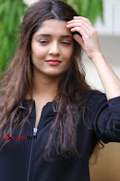 Actress Ritika Singh Stills at Guru Movie Success meet  0072.JPG