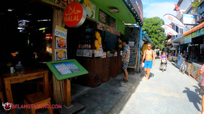 Halal Restaurant Walking Street Koh Lipe