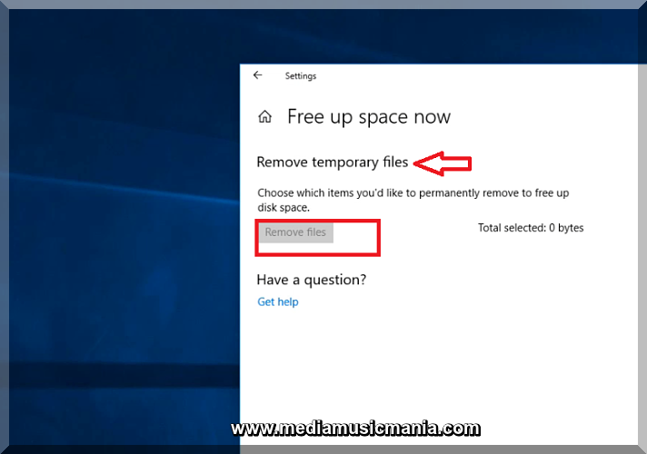 How Remove Temporary Unnecessary Files Make Windows 10 Fast