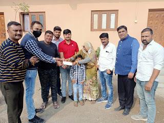 अयोध्या में श्रीराम मंदिर निर्माण के लिए मिला लाखों का दान