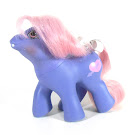 My Little Pony Purple Valentine Twin Year Eight Mail Order G1 Pony